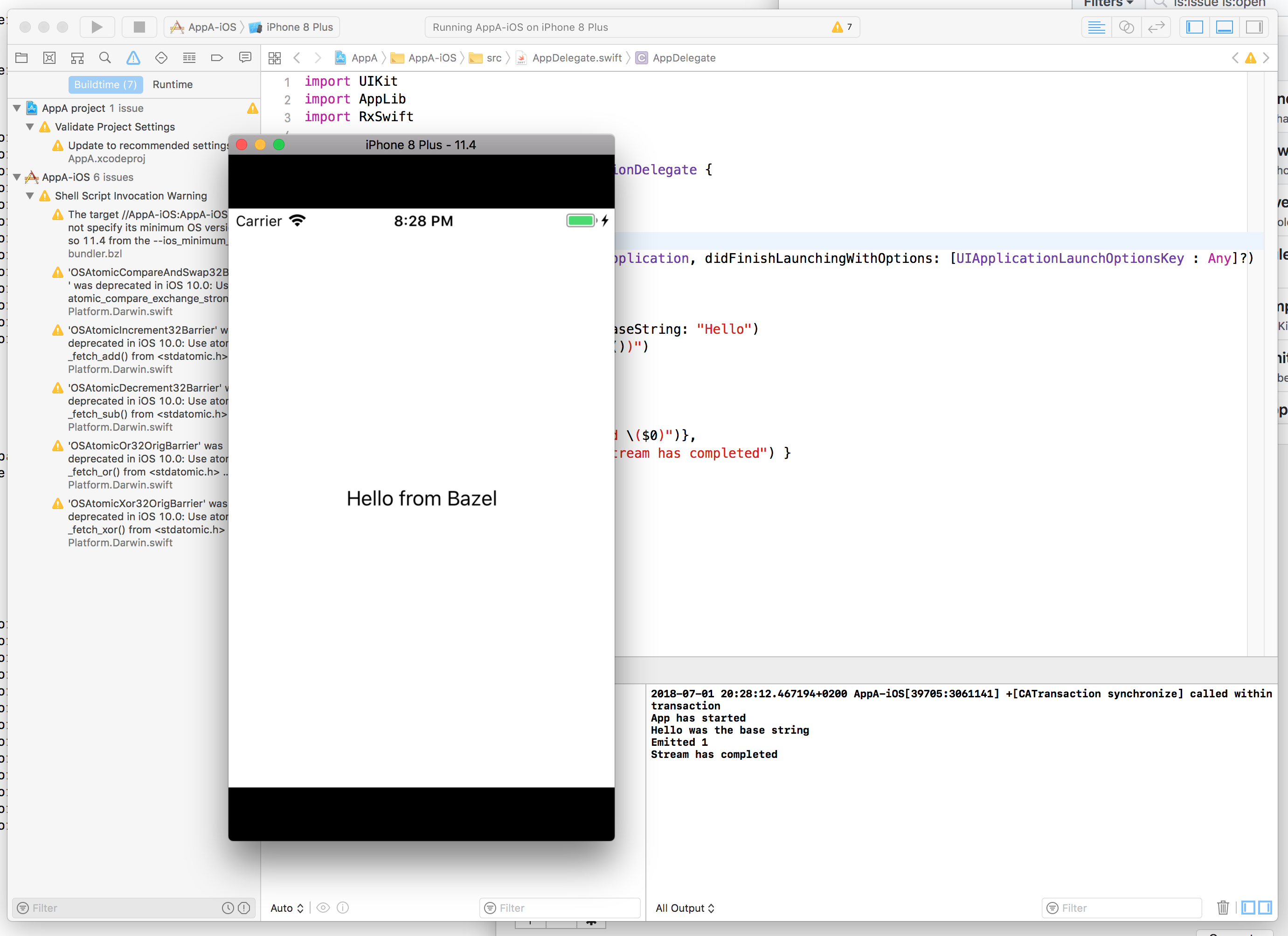 Build mobile apps with Bazel  Part 2: iOS